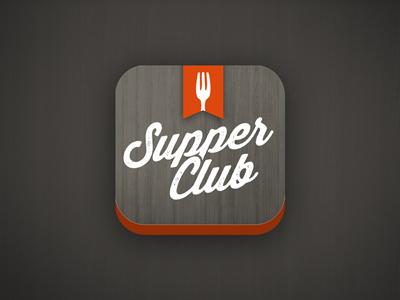 SupperClub App Icon