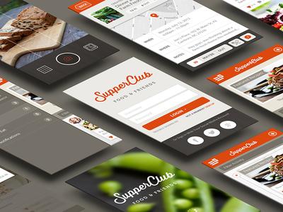 Supperclub App
