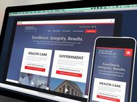 Website Redesign for Macaulay & Burtch