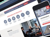 Website Redesign for Macaulay & Burtch - Interior Page