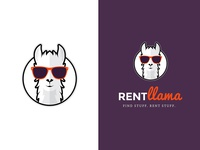 Rentllama Logo