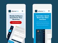 eFormsPilot Responsive Website
