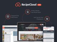 Recipe Cloud App - Web Application