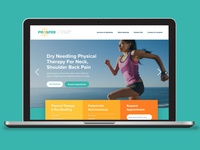 Prosper Physical Therapy & Dry Needling Website