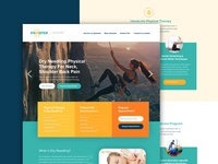Prosper Physical Therapy Website Design