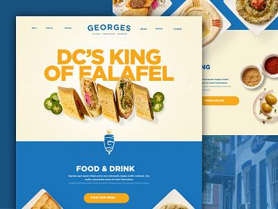 George's DC Web Design web website design