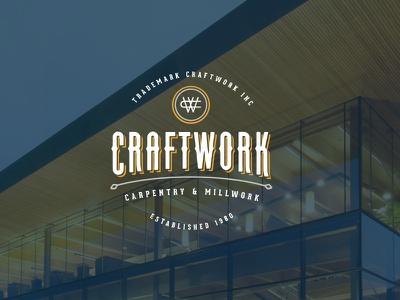 Craftwork Branding branding logo
