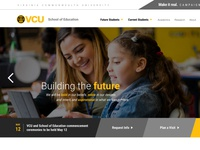 VCU School of Education Slider