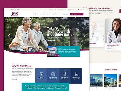 PAR Website Design web website design
