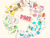 Keep calm and PMS on..