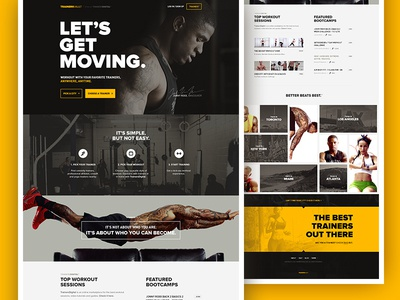 Trainersvault trainersvault web startup fitness trainers exercise