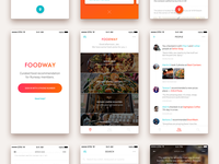 Foodway - Curated food recommendation