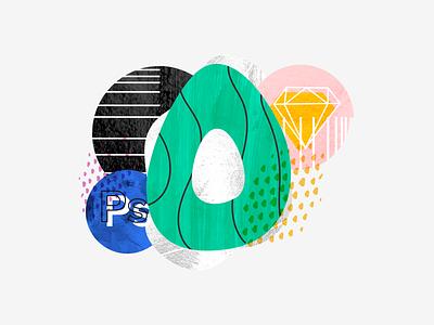 Teaser 🤯 sketch photoshop design illustration avocode teaser