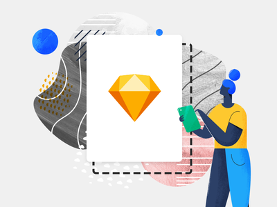 Universal Sketch Support avocode mac windows illustration drop and drag sketch