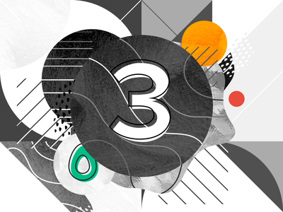 Just launched - Avocode 3 illustration abstract 3 avocode