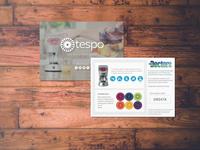 Tespo - The Doctors Promo card