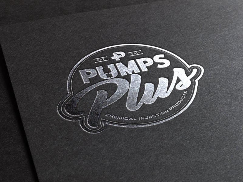 Logo Design for Pumps Plus