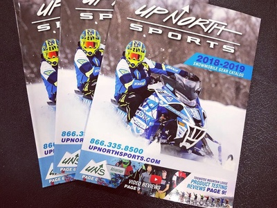 Up North Sports Snowmobile Catalog 2019