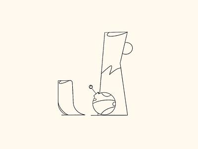 J typogaphy sketch procreate letters illustration design art 36daysoftype07 36dayoftype