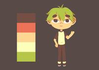 Character Design - Finn