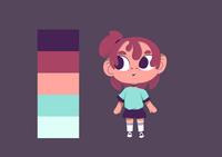 Character Design - Lia