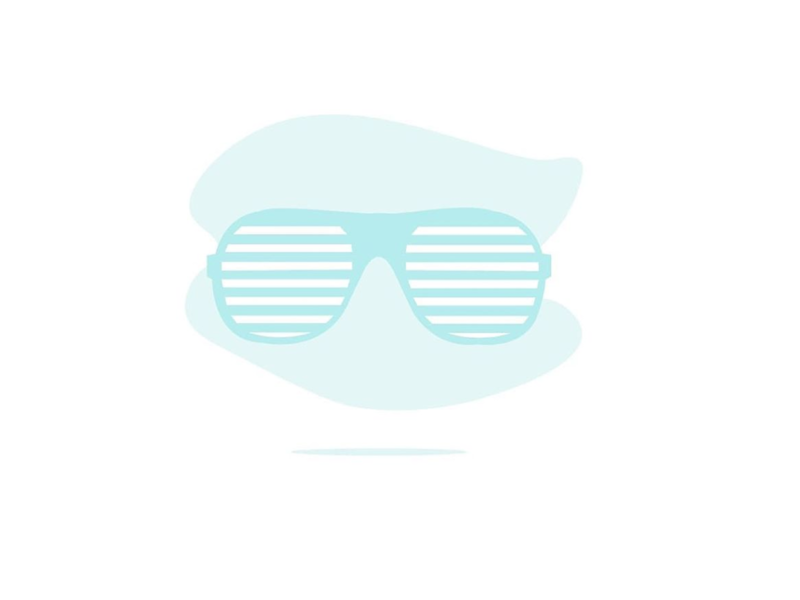 SunGlassesss illustration illlustrator