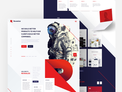 Our Companies New Wesbite Design illustration ux design branding web design and development ui web design mockup design web development company web development