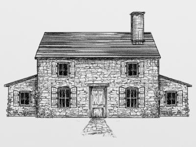 The Blurred Lands Illustration.