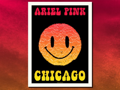 Ariel Pink Designs Themes Templates And Downloadable Graphic Elements On Dribbble