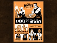 UWF Monster Mania