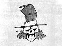Top Hat Ghoul