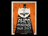 AHCO Renegade Tour 2017