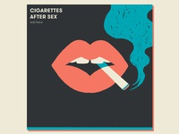 2. Cigarettes After Sex - Self Titled