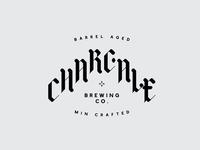 Charc'ale Brewing Co Rebrand