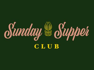Sunday Supper Club logo