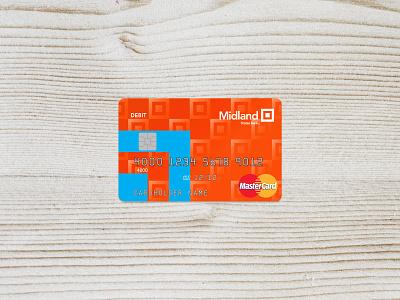 Bank Debit Card money credit card debit card vector brand branding design banking bank