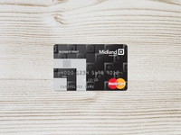 Bank Business Debit Card