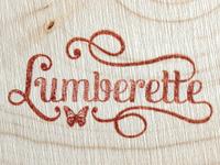 Lumberette Stamp