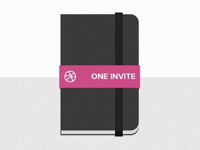One Dribbble invite for you!