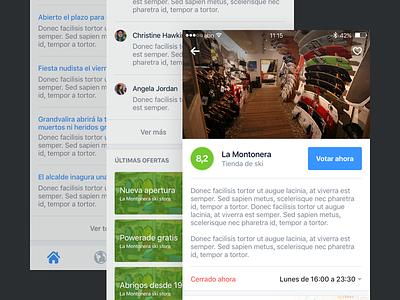 Snowcheck –Business view and rating comments profile register login grid tripadvisor foursquare snowforecast snow iphone ios snowcheck