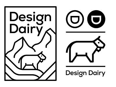 Design Dairy utah midway cattle brand design shopping design store brand monoline moo alpine meadow meadow mountains alps swiss switzerland bell cowbell cow dairy design design dairy