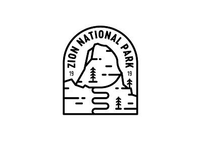 Angel's Landing walters wiggles red rock angels landing national park tree pine badge zion