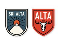 Alta Badges
