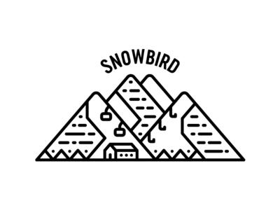 Ski the Bird