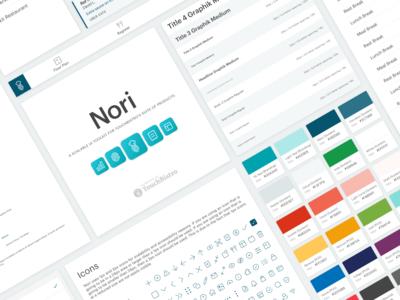 Nori — TouchBistro's Design System
