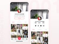 001 / User Profile