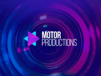 Logo for Production House. Motor Production. v.2