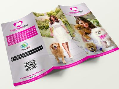 Vanderpump Dogs Trifold Brochure