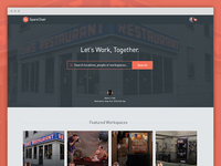 SpareChair Web App