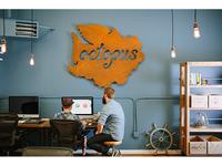 New Sign / Office Revamp